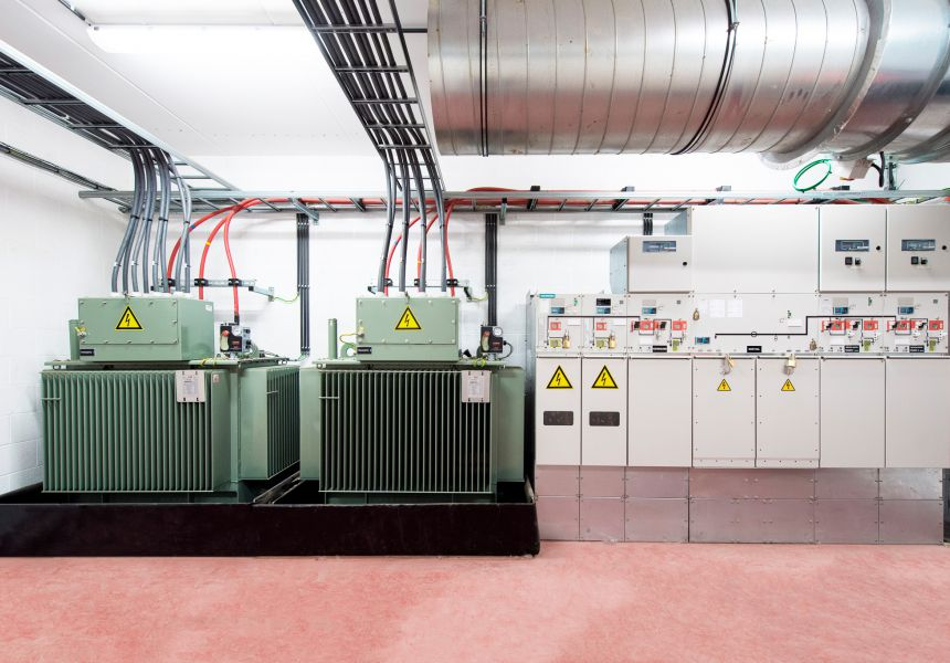 Medium-voltage installations kwaliteit